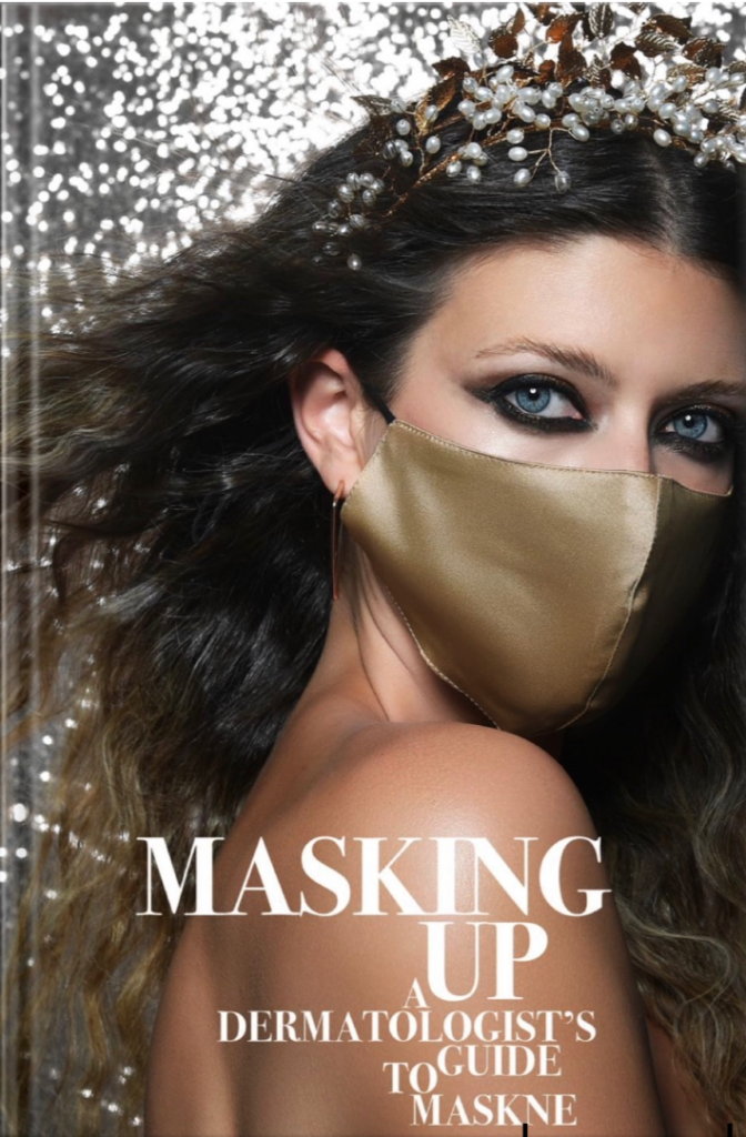 Masking Up: A Dermatologist's Guide to Maskne includes acne scar treatment tips